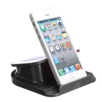 Wholesale Universal Car Dashboard Phone Mount Holder With Storage For iPhone Plus For Samsung Note4 S6 For HTC M9 And Other Cellphone