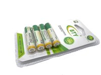 Wholesale 4PCS High Quality BTY AAA Ni MH Rechargeable Battery Pack Mah Up To Cycle
