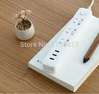 Wholesale New Xiao Mi usb wall socket patch board Power supply board USB de Parede socket Outlet USB Charging Port patch board