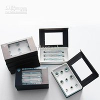 Wholesale High quality stainless steel diamond derma wands and tips for diamond peel microdermabrasion micro dermabrader accessory