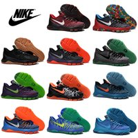 Cheap Nike KD 8 EP Basketball Shoes For Men Cheap Retro KD VIII Cheap Kevin Durant Boots KD8 Sneakers Running Sport Shoes Free Shipping