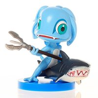 action fighting games - Fizz The Tidal Trickster LOL Action Figure Game Fighting Role Model Toy For Children About cm