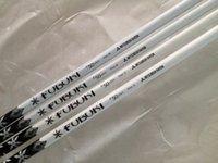 Wholesale golf shafts Mitsubishi rayon Fubuki x5ct graphite shaft Flex R S golf clubs driver woods shafts Size