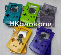 Wholesale High Quality Full Housing Shell Case Replace Cover for Nintendo GBC Gameboy Color Console