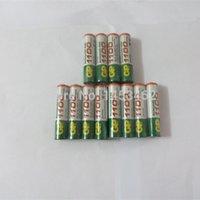 Cheap Hot Sale 12pcs High Power AAA 1100MAH 1.2V GP Rechargeable NiHM Battery 1100 mAh New Batteries+Free Shipping