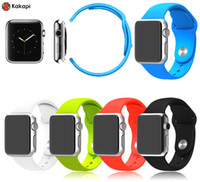 Cheap Apple Watch Best Silicone Wrist Band