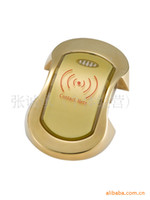 Wholesale Nanjing Cheap custom shaped golden locks Sauna Sauna card lock sensor compact type