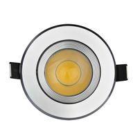 Wholesale Hot sale W COB LED downlight AC110v V CE ROHS LED Ceiling down light Cold white Warm white