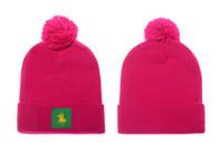 Wholesale 2015 New Polo Beanies Hats Polo Pom Pom Beanie Hat Men Women Warm Winter Kintted Caps Wool Cap