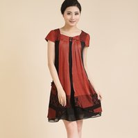 The elderly clothes clothing middle-age women summer 2013 elegant