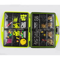 tackle box fishing - SeaKnight Brand Rock Fishing Accessories Box Surf Casting fishing tackle box Swivel Jig Hooks fishing tools set
