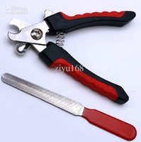 Wholesale Pet Nail Clippers Dogs And Cats And Other Small Pets Apply Pet Clipper Pet Nail Clippers Pet Groom