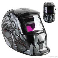arc welding transformer - Transformers Style Cool Auto Darkening Solar Welding Helmet ARC TIG MIG Weld Welder Lens Grinding Mask PIT_104