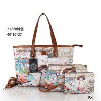 handbags usa - 2015 New Student Handbags Famous Brand Nicole Lee Bags USA Flats Designer Wallet fashion Women Wallet Leather Bag USA Flats