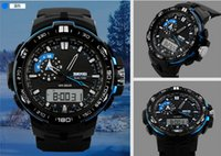 high end watches - The new factory direct high end men s watches of mountaineering sports shock drop resistance waterproof digital watches sports watches