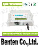 Wholesale llfa1836 A V V auto intelligent Solar Charge Controller with LCD with MPPT function good for solar system