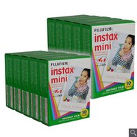 Wholesale 50 High Quality Japan Instax White Film For Mini S s Polaroid Instant Camera