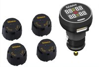 Wholesale to South Korea TP200 tire pressure monitor system vehicle TPMS