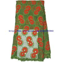 lace material - A301 african Latest swiss lace material green red cotton lace material women lace for wedding