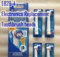 health care - Replacment brush NEW Electric toothbrush heads EB20 toothbrushes head health care brush heads pack DHL free ship
