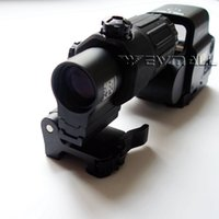 Wholesale Rifle Scopes Holo Sight Red Dot Sight G33 Magnifier Best Quality Black Hot