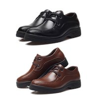 Cheap New fashion casual leather shoes leisure men's business suits shiny leather shoes male edition British fashion stylist tide shoes TA0034
