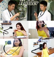 Cheap Free DHL New Arrival Hot sale flexible Mobile Phone Holders Snake style universal Phone holder & stander for iphone Samsung htc xiaomi