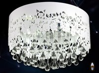 crystal - Modern Acrylic carved crystal lamp Crystal lamps bedroom lamps Ceiling