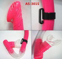 Wholesale High Quality Adult Half Dry Diving Snorkel Scuba