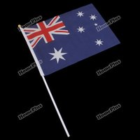 australian flag - homeplus Hand National Flag of AU Australia Australian cm Save up to