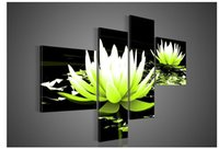 Wholesale hand painted oil wall art lavender beautiful flowers decoration abstract Landscape oil painting on canvas sa