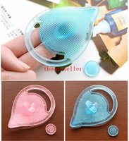 Wholesale Blackhead Remover Brush Face Clean Pad Black Head Cleansers Tools Makeup wash Tools DHL