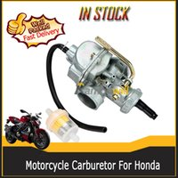 fuel filter for motorcycle - Motorcycle Carburetor Carb with Fuel Filter fit for Honda XR80 Dirt Bike Motorbike Engines Part Motor Accessary