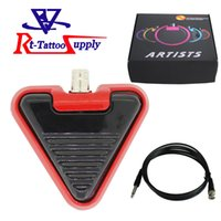 Wholesale Hot sale fancy easy to use High Quality Footswitch For Tattoo Power Supply Hot Sale