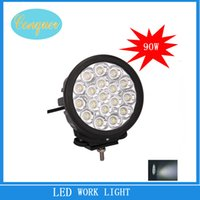 Cheap 1000lm led car bulbs Best 6000K Flood Light automotive led work lights