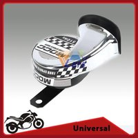 Wholesale Enhanced Treble Snail Motorcycle Speaker DC12V Hz Euro Motorbike Racing Horn Car Sound Air Horn A5