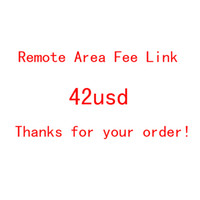 Wholesale The Remote Area by dhl chargeing Remote fee for Parcel