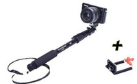 Wholesale Yunteng tripod monopod for camera and phone monopd for SLR Digital Camera iPhone Gopro Sport Camera DHL ZKT