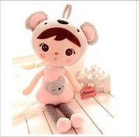 Wholesale Hot sale New Genuine cm Metoo Cartoon Angela Plush Toys Cute Dolls Girl for Birthday Christmas Children Gifts