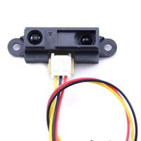 arduino distance sensor - New Electronic Components GP2Y0A21YK0F Sharp IR Analog Distance Sensor Cable Compatible for Arduino VE713 W0