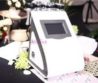 CE radio frequency - Famous brand Professional in1 k Cavitation RF Radio Frequency Vacuum Bipolar Tripolar Laser Slim salon spa Machine with CE