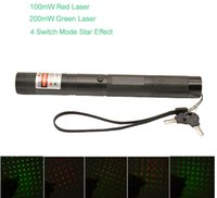 star lasers - Adjustable mW Green Laser Pointer mW Red Laser Pen Mode in Star Filter Laser for Hunting Camping SOS