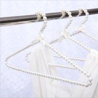 Wholesale 2015 Clothes Holder Coat Hangers Clothes Peg Hanger For Adult Pearl Plastic Hanger Triangle hanger cm colors TZ