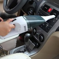 Wholesale 90W Super Suction Mini V Wet and Dry Handheld Portable Car Vacuum Cleaner YKS