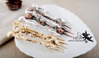 Wholesale Fork Restaurant Zinc Alloy cm Color Retro Style Completely Corrosion Environmentally Friendly Dining Kitchen