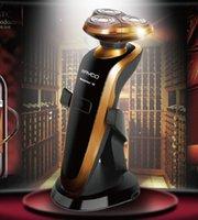 Wholesale men D brand RQ1250 electric shaver shaving washable razor face care beard trimmer original d RAZOR BLADES men