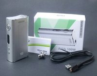 e-cig mods - ismoka eleaf cigarettes istick w watt battery mod mods box tc temperature control starter kit kits big dripper rda e cig cigarette