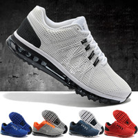 Wholesale 2016 New Arrival Original air Men s max Sports Running Shoes Breathable Athletic Shoes For Men Size