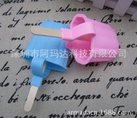 barrel mold - 2015 Hot Sale Silicone Ice Popsicle Mold With Sticks Ice Cream Barrel Ice Lolly Mould Moldes de paleta