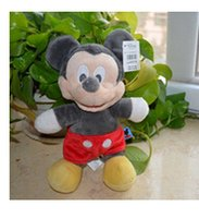 mickey mouse plush toy - 2015 NEW Mickey Mouse Plush Toy cm Baby Gift Kids Doll with